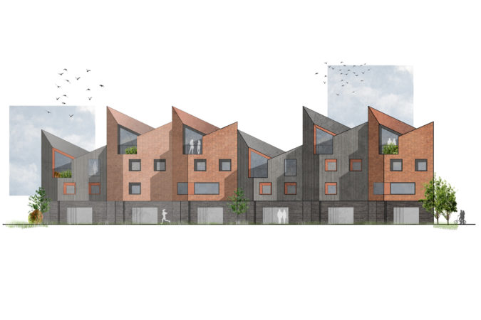 Waterside Mixed Use Development, Rye, East Sussex