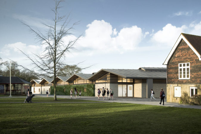 New Art and Science Block for Sevenoaks Prep School