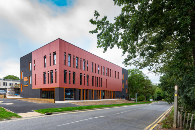 A New Medical School at the University of Kent